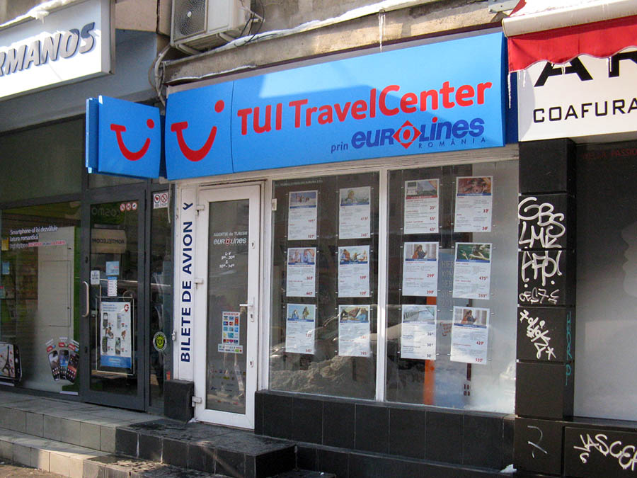 TUI TravelCenter, Eurolines