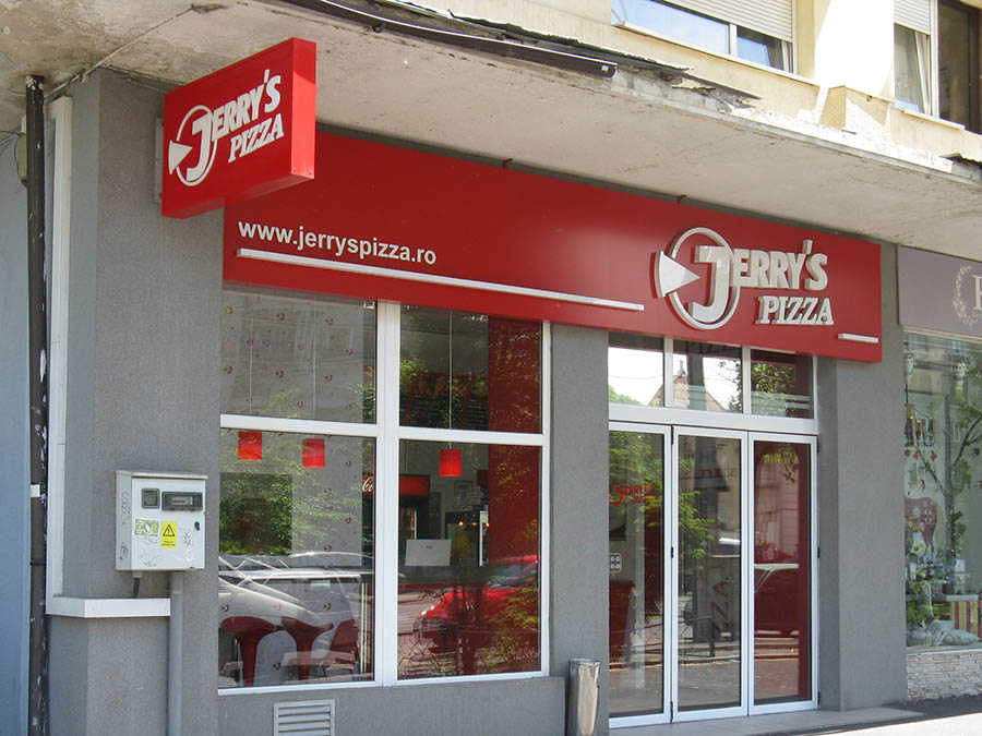 Jerry's Pizza
